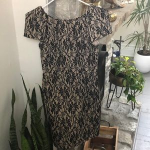 Moon Collection Cocktail Dress